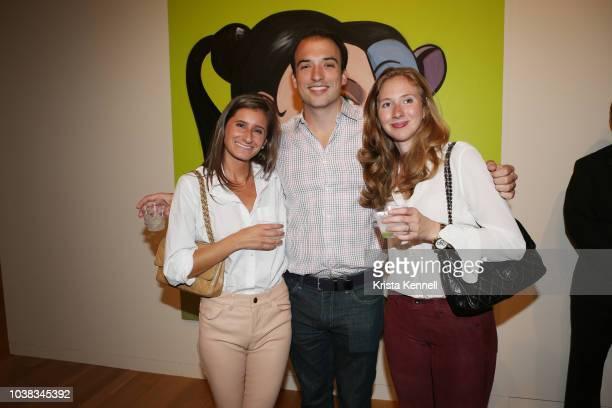 Grace Pomponi Alexander Tye and Hannah Starat Thomas Keown 40th Birthday To Benefit Many Hopes on September 22 2018 in New York City