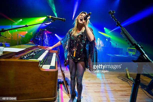 Grace Potter performs at The Royal Oak Music Theater on October 8 2015 in Royal Oak Michigan