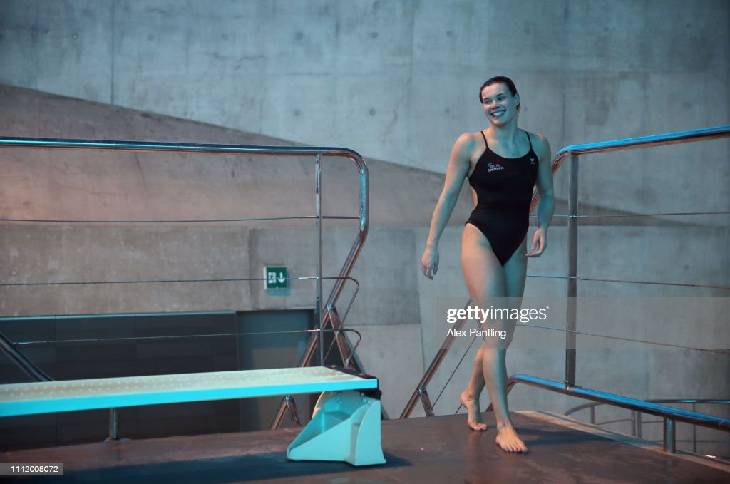 Great Britain Diving Team Launch : News Photo