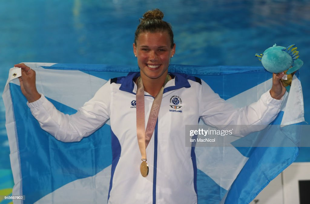 Diving - Commonwealth Games Day 9 : News Photo