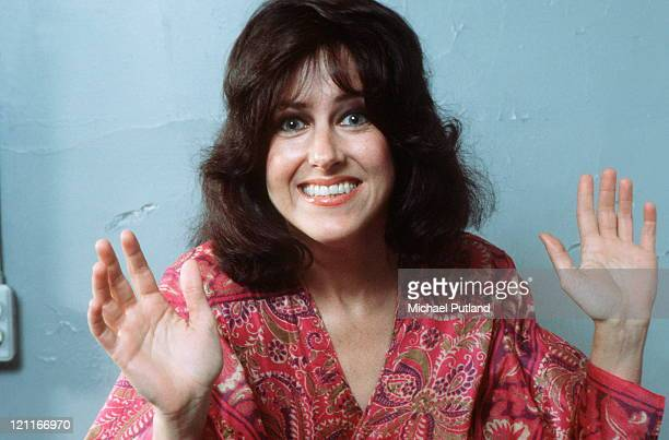 Grace Slick of Jefferson Starship portrait New York September 1978
