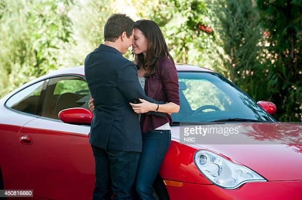 SHIFT 'Grace Under Fire' Episode 103 Pictured Scott Wolf as Scott Collins Jill Flint as Jordan Alexander