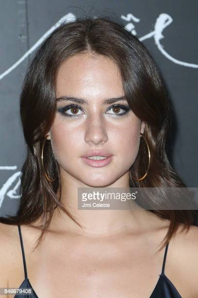 Grace Van Patten attends The New York premeire of mother at Radio City Music Hall on September 13 2017 in New York City