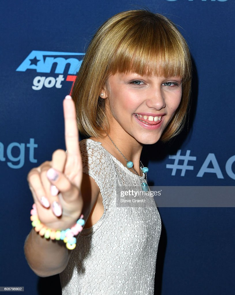 """America's Got Talent"" Season 11 Finale Live Show - Arrivals"