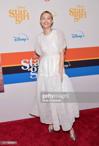 "Grace VanderWaal attends the premiere of Disney+'s ""Stargirl"" at the El Capitan Theatre on March 10, 2020 in Hollywood, California."