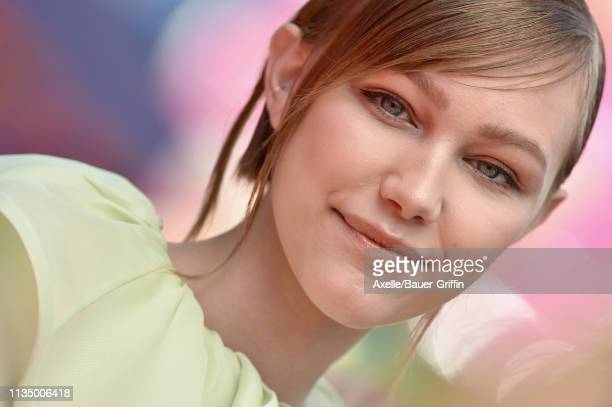 Grace VanderWaal attends the premiere of Paramount Pictures' 'Wonder Park' at Regency Bruin Theatre on March 10, 2019 in Los Angeles, California.