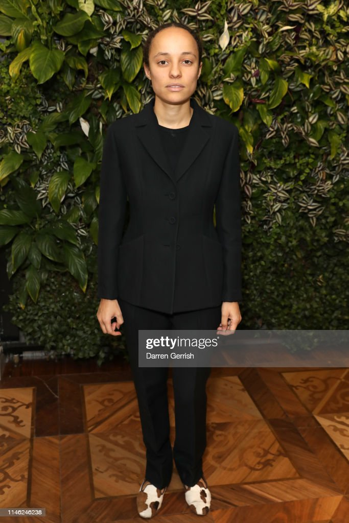 Grace Wales Bonner Attends The Bfc Vogue Designer Fashion Fund News Photo Getty Images