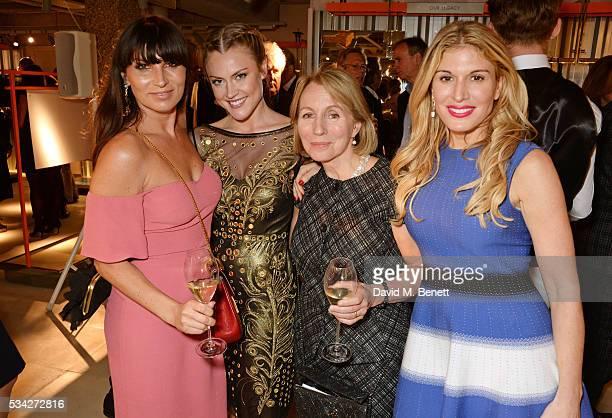 Grace Woodward Camilla Kerslake Sarah Sands Editor of the London Evening Standard and Hofit Golan attend the London Evening Standard Londoner's Diary...