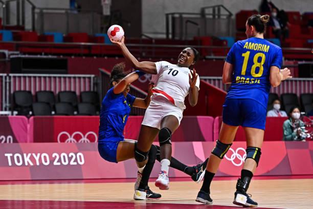 JPN: France v Brazil - Group B, Tokyo Olympic Games 2020