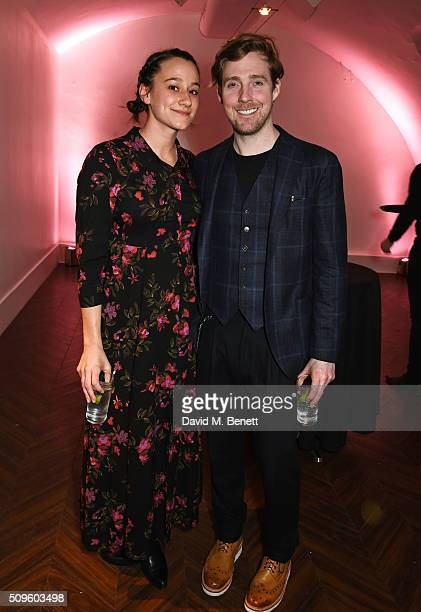 Grace Zito and Ricky Wilson attend an after party celebrating the World Premiere of 'The End Of Longing' written by and starring Matthew Perry on...