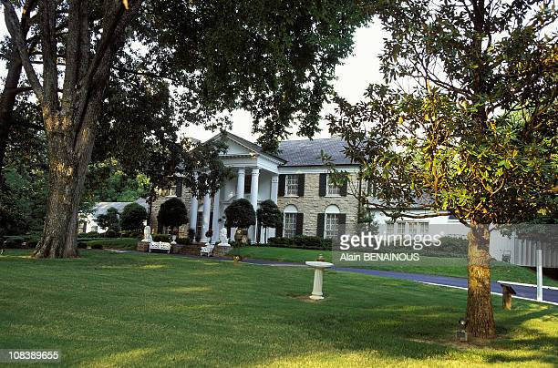 Graceland in Memphis United States on August 01 1996
