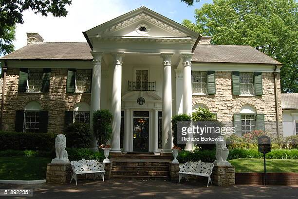 Graceland Memphis home of Elvis Presley