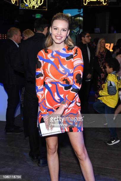Gracie Dzienny attends Premiere Of Paramount Pictures' Bumblebee on December 09 2018 in Hollywood California