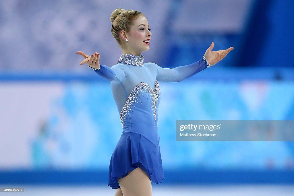 Figure Skating - Winter Olympics Day 2 : ニュース写真