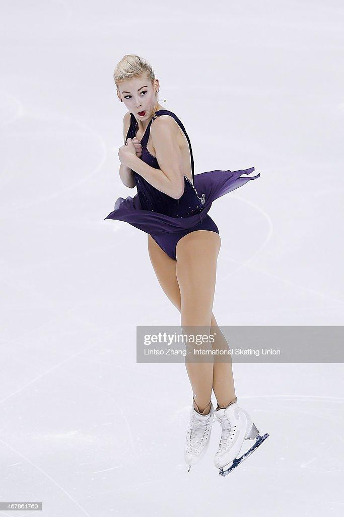 2015 Shanghai World Figure Skating Championships - Day 4 : News Photo