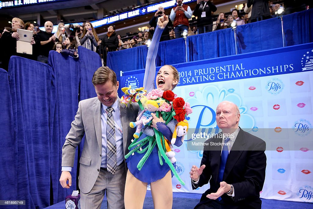 2014 Prudential U.S. Figure Skating Championships : News Photo