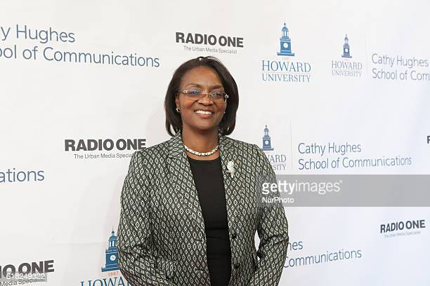 Gracie LawsonBordersHoward University School of Communications Dean attends a celebratory brunch commemorating her as the new namesake for Howard...