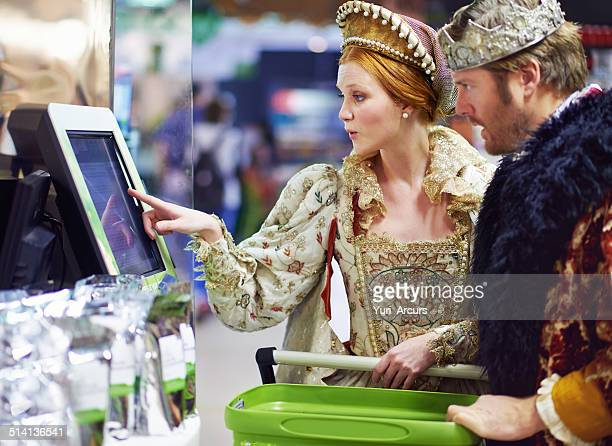 gracious, that's outrageously expensive! - king royal person stock photos and pictures