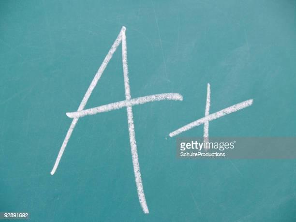 Grade of A+