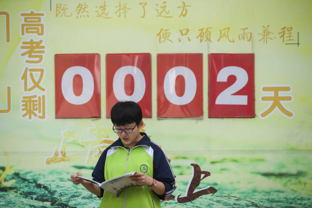 CHN: Chinese Students Prepare For 2020 National College Entrance Exam