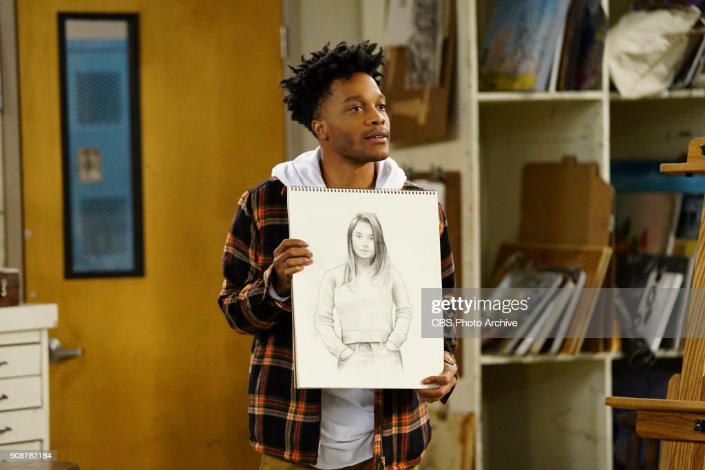 'Grades of Wrath' -- Coverage of the CBS series SUPERIOR DONUTS, scheduled to air on the CBS Television Network. Pictured: Jermaine Fowler as Franco