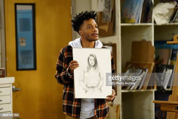"""Grades of Wrath"""" -- Coverage of the CBS series SUPERIOR DONUTS, scheduled to air on the CBS Television Network. Pictured: Jermaine Fowler as Franco"""