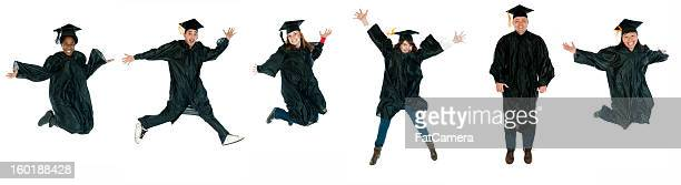 graduate - graduation gown stock pictures, royalty-free photos & images