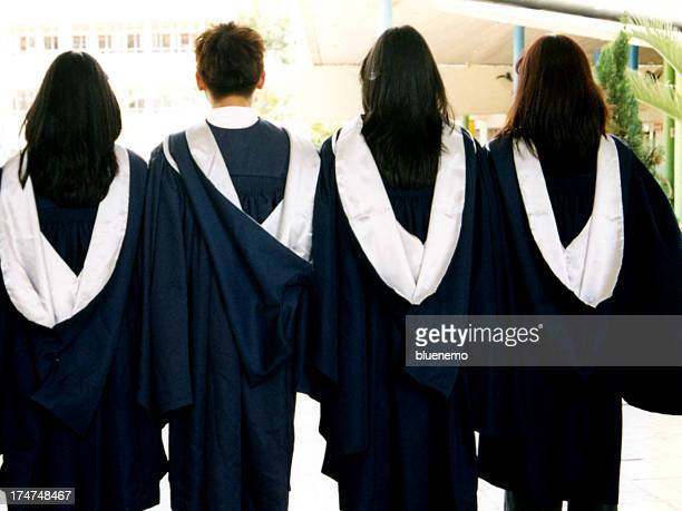 graduates - alumni stock pictures, royalty-free photos & images