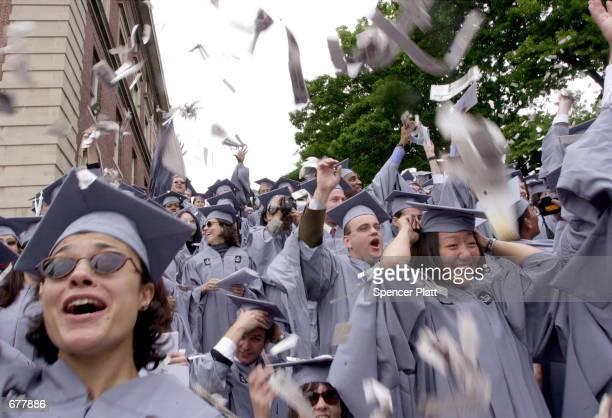 29 Columbia University Students Celebrate Graduation