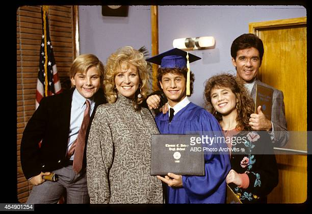 PAINS Graduation Day Airdate May 4 1988 JEREMY