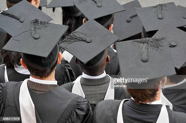 graduation day - ceremony stock pictures, royalty-free photos & images