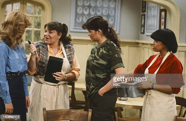 LIFE Graduation Part 1 2 Episodes 23 24 Pictured Lisa Whelchel as Blair Warner Mindy Cohn as Natalie Green Nancy McKeon as Joanne 'Jo' Polniaczek Kim...