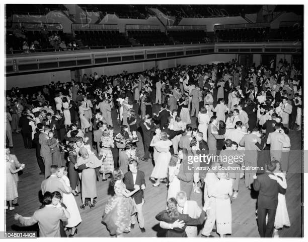 Graduation party June 15 1951 All night graduation party at Long Beach auditoriumMonica Lewis Ann RiedmanPaul OwenMarlene JohnsonJerry Bartholomew 18...