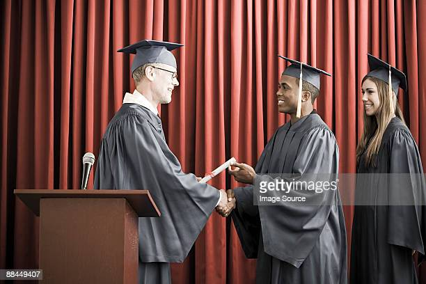 graduation - diploma stock pictures, royalty-free photos & images