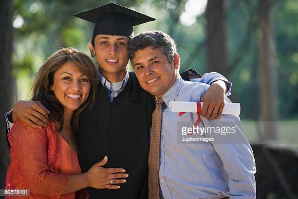 graduation portrait - high school graduation stock pictures, royalty-free photos & images