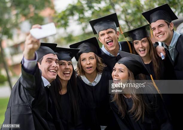 Graduación autofoto