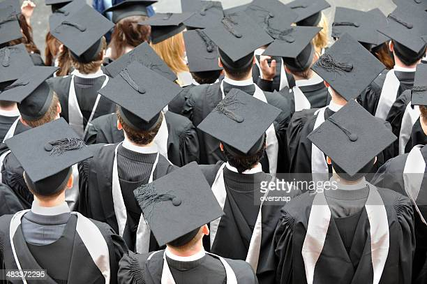 graduation students - university stock pictures, royalty-free photos & images