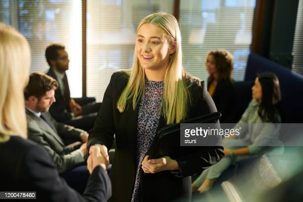 gradute interview - person in education stock pictures, royalty-free photos & images