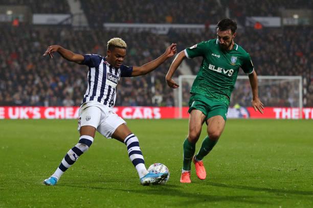 West Bromwich Albion v Sheffield Wednesday - Sky Bet Championship