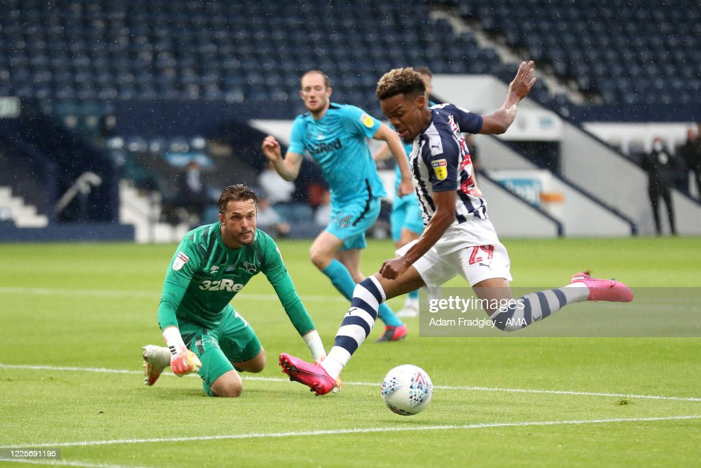West Bromwich Albion v Derby County - Sky Bet Championship : News Photo
