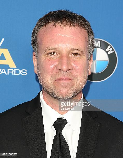 Grady Olsen attends the 66th Annual Directors Guild Of America Awards held at the Hyatt Regency Century Plaza on January 25 2014 in Century City...