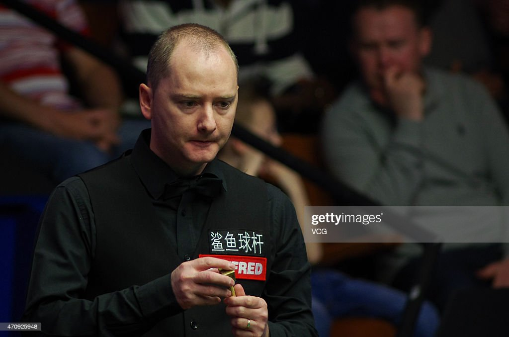 2015 Betfred World Snooker Championship - Day Seven