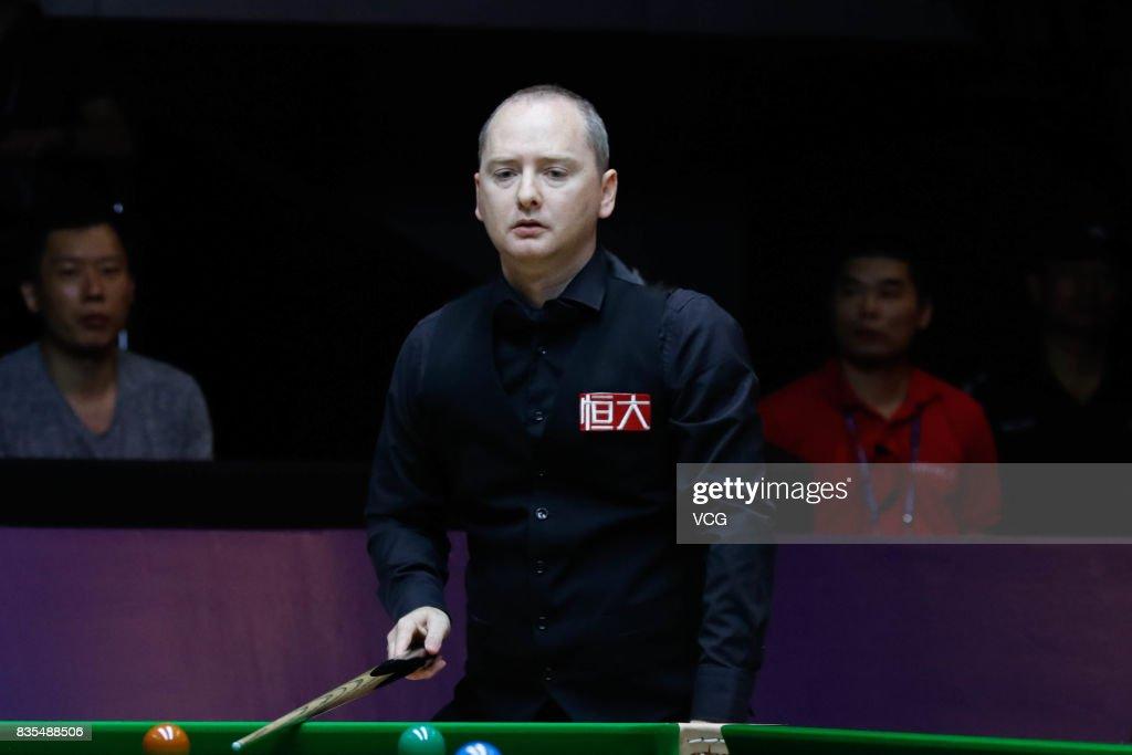 Evergrande 2017 World Snooker China Champion - Day 4
