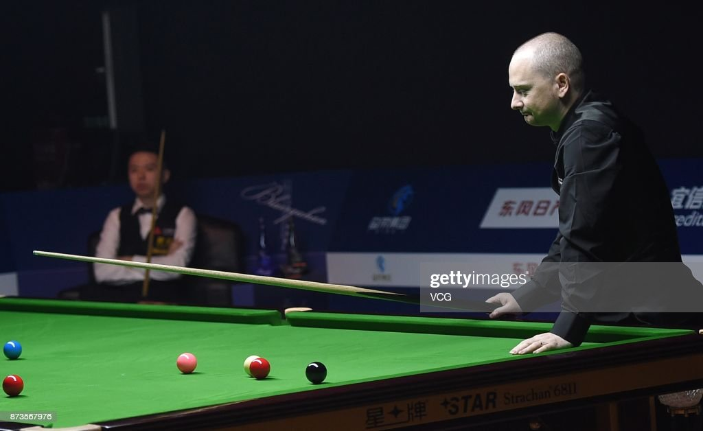 2017 Shanghai Masters - Day 1