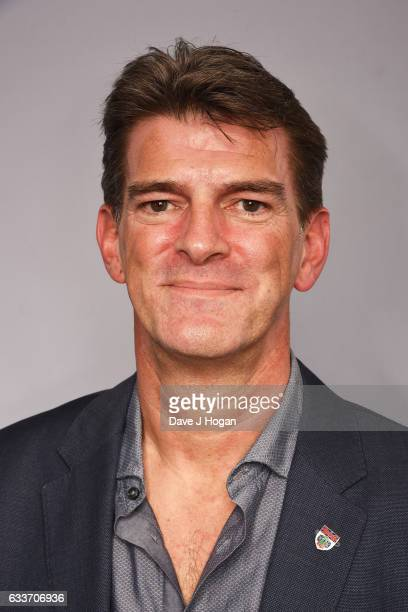 Graeme Lowdon attends the Zoom F1 Charity auction on February 3 2017 in London United Kingdom