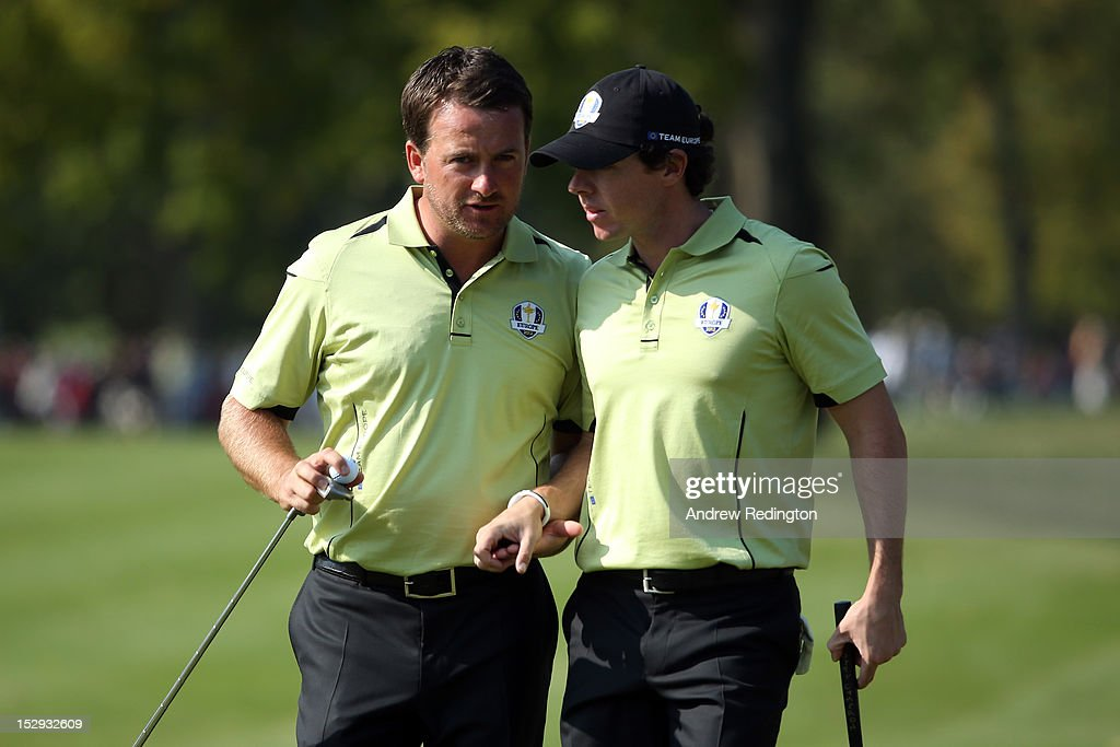 Ryder Cup - Day One Four-Balls : News Photo
