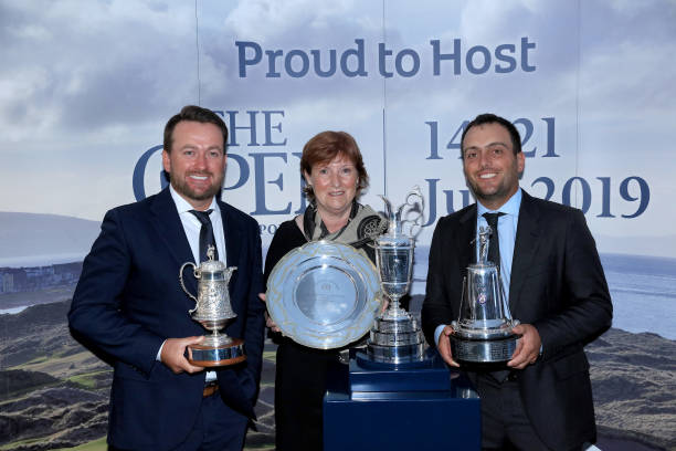 GBR: The Association of Golf Writers Annual Dinner and Awards