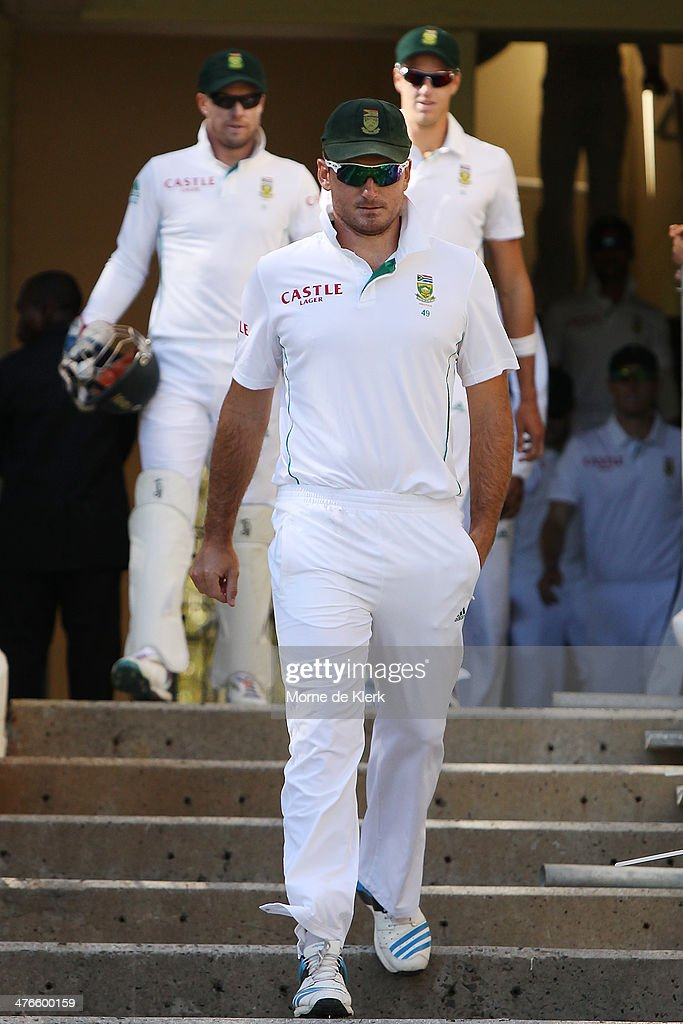 South Africa v Australia - 3rd Test: Day 4
