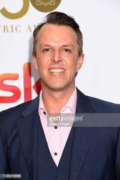 Graeme Swann attends the 2019 'TRIC Awards' held at The Grosvenor House Hotel on March 12 2019 in London England