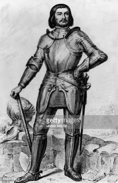 Graf Gilles de MontmorencyLaval Baron de RaisMarschall von Frankreich SerienmoerderErzaehlerische Vorlage fuer die Sage von Koenig...